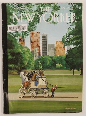 KIM RICE, The New Yorker, 2014