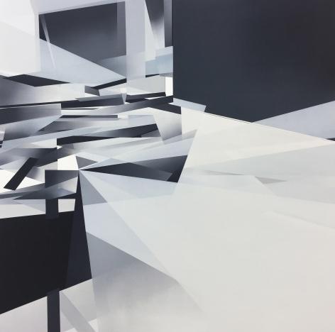 MARNA SHOPOFF, Shattered, 2018