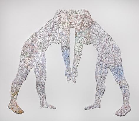 NIKKI ROSATO Untitled (Merged) II, 2014