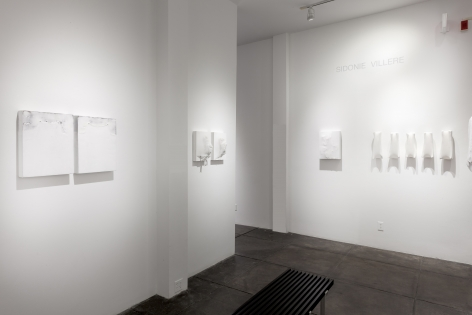 SIDONIE VILLERE [Middle Gallery Installation View]