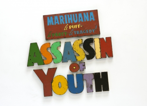 DAVID BUCKINGHAM, Assassin of Youth, 2011