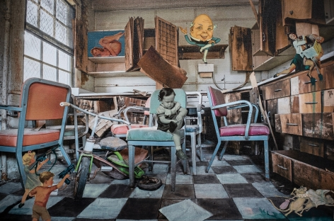 MASH BUHTAYDUSSS, Nursery Grime, 2016