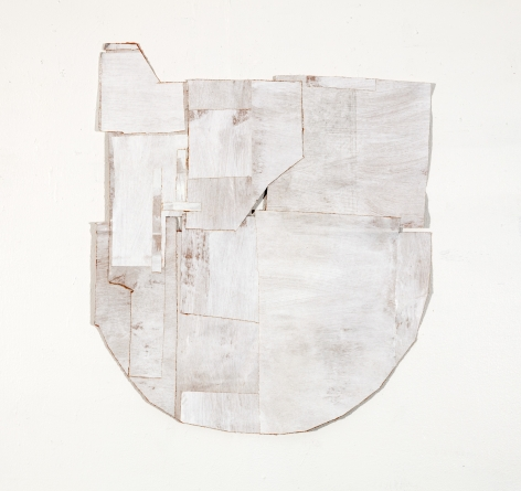 AIMÉE FARNET SIEGEL, Armature in white, 2019
