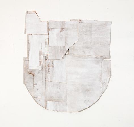 AIMÉE FARNET SIEGEL, Armature in white, 2019