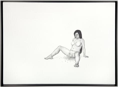 MONICA ZERINGUE, Glisten, 2011