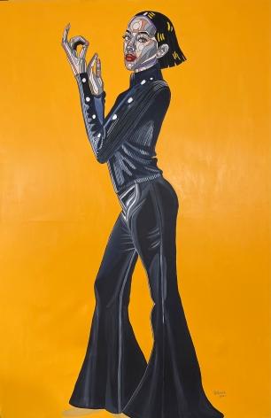 REWA, Modern Ways | Somadina in Black, 2021