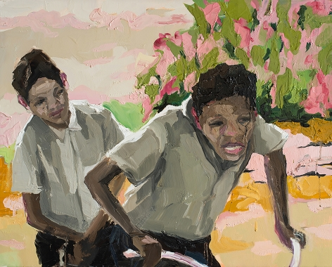 RUTH OWENS, Half Brothers, 2018