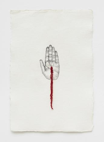 ESPERANZA CORTÉS, The Gift II, 2015