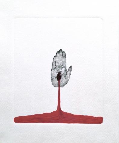 ESPERANZA CORTÉS, The Giving Hand, 2016