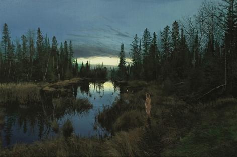 Nate Burbeck, Mountain Iron, Minnesota, 2016