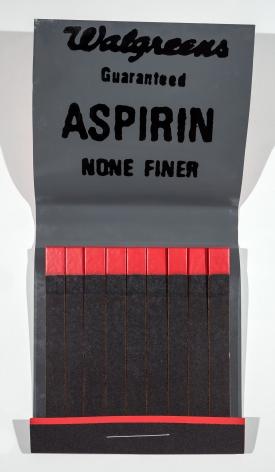 SKYLAR FEIN Aspirin[interior view], 2015