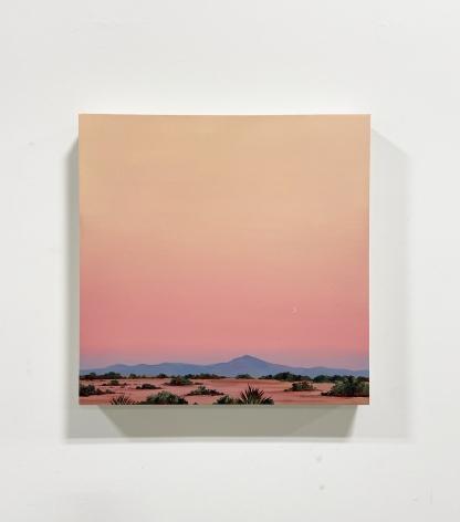 KRISTIN MOORE, Desert Golden Hour,2021