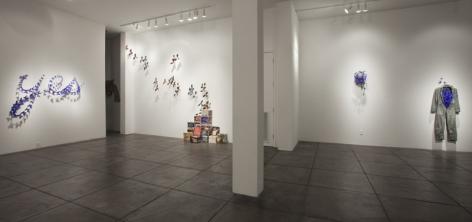 PAUL VILLINSKI   Glidepath, [Main Gallery Installation View]