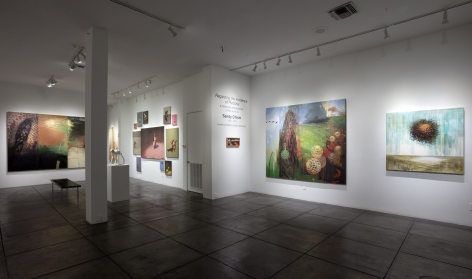 SANDY CHISM III Regarding the Incidence of Purpose, [Main Gallery Installation View]