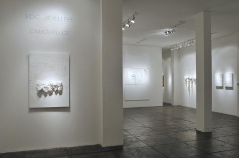SIDONIE VILLERE III Camouflage, [Main Gallery Installation View]