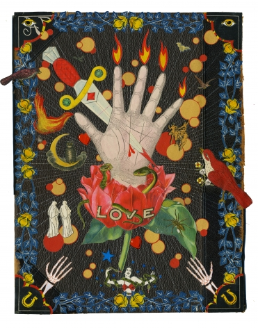 MICHAEL PAJON, Hands Remember What the Heart Forgets, 2015