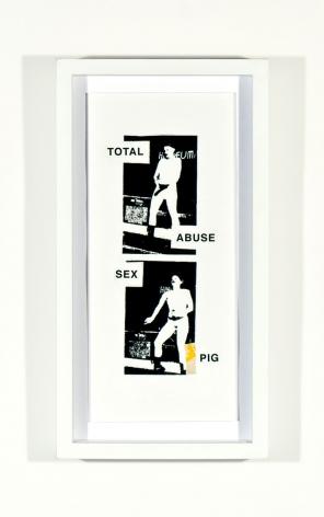 SKYLAR FEIN Total Abuse/Sex Pig No. 1, 2011