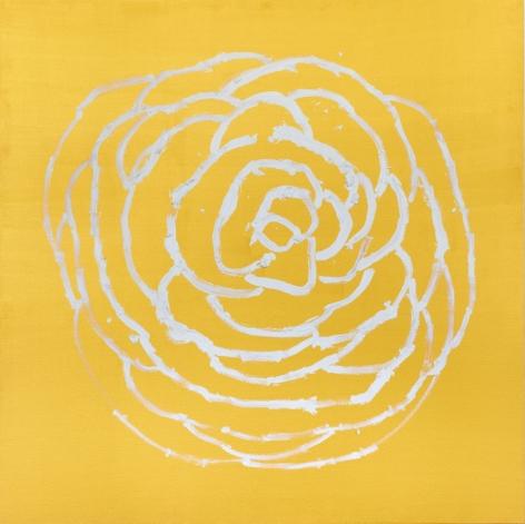 MARGARET EVANGELINE, Zen Camellia, 2017
