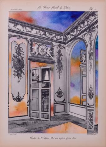 NURHAN GOKTURK The Corner Salon, 2017