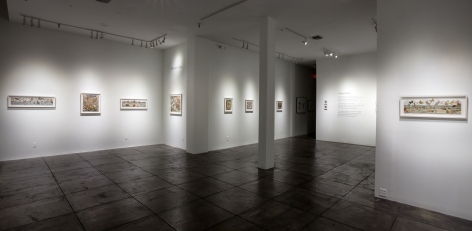 MICHAEL PAJON|||O Bury Me Not, [Main Gallery Installation View]