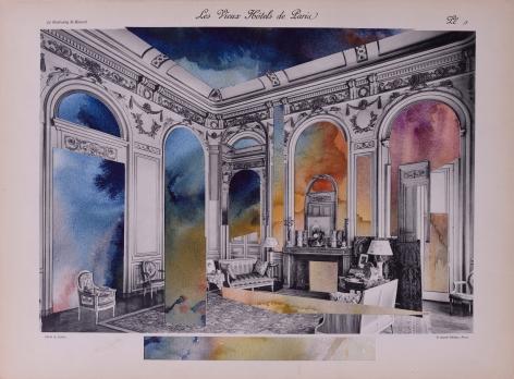 NURHAN GOKTURK The Fireplace Salon, 2017