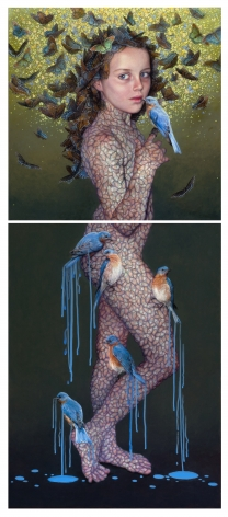 MARGARET MUNZ-LOSCH, Early Bird, 2011