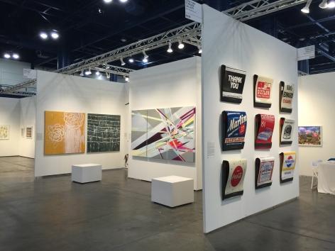 Texas Contemporary Art Fair 2015III JONATHAN FERRARA GALLERY booth 408, [Installation View]