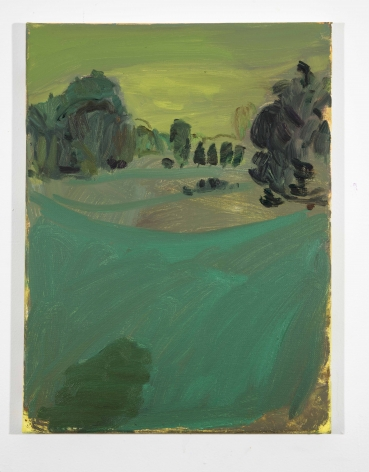 LISA SANDITZ, Landscape Color Study 16, 2019