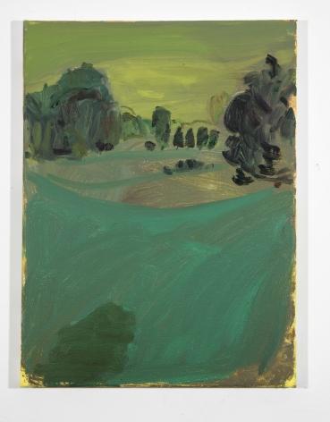 LISA SANDITZ, Landscape Color Study 16, 2019