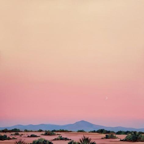 KRISTIN MOORE, Desert Golden Hour, 2021