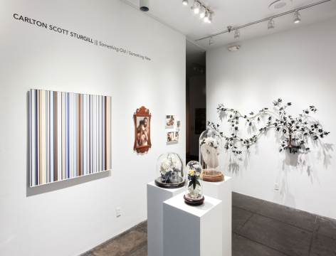 CARLTON SCOTT STURGILL - Something Old / Something New, 7 April - 25 May 2018