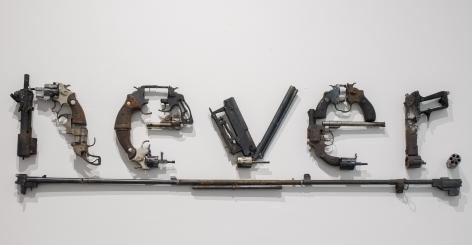 PAUL VILLINSKI, Never, 2018