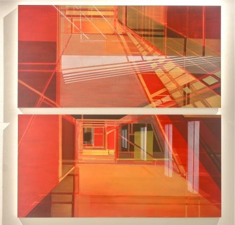 MARNA SHOPOFF, Down the Hall, 2012