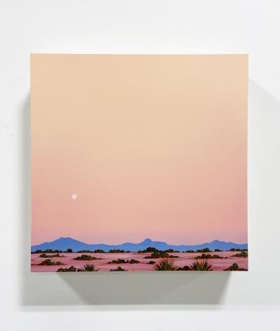 KRISTIN MOORE, Desert Golden Hour II,2021