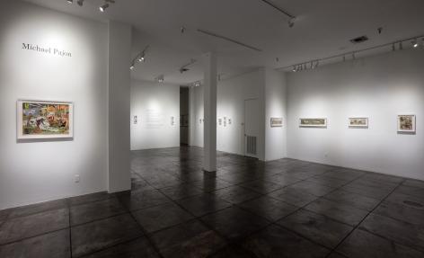 MICHAEL PAJON   O Bury Me Not, [Main Gallery Installation View]