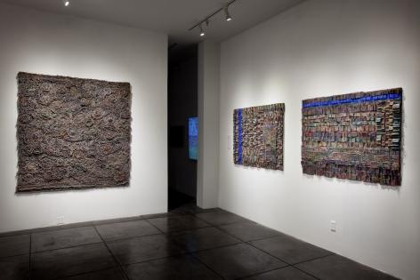 ANITA COOKE III Density, [Main Gallery Installation View]