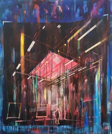 CHRIS BARNARD, A Negative Space, 2018