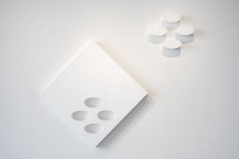 LORI COZEN-GELLER, Family (white), 2020