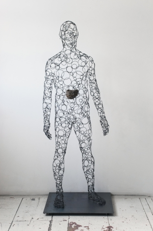 PAUL VILLINSKI, Self-Portrait, 2014
