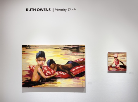 RUTH OWENS       Identity Theft