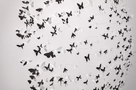 PAUL VILLINSKI Ghost[detail], 2014