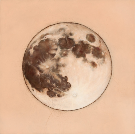 MONICA ZERINGUE Flesh Moon, 2015