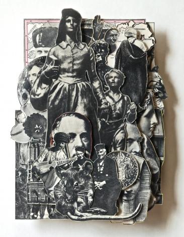 TONY DAGRADI Pioneer Woman, 2017