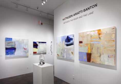 KATHLEEN ARIATTI BANTON ||| Between the River and the Lake