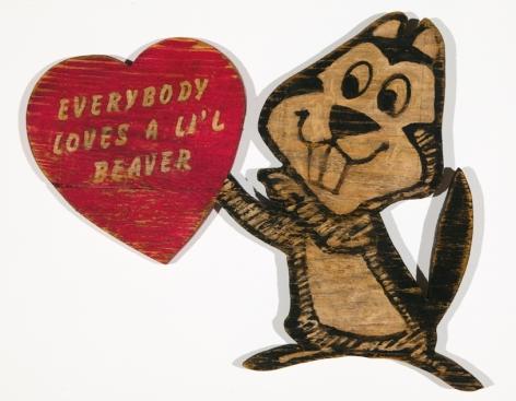 SKYLAR FEIN, Everybody Loves a Loves a Li'l Beaver, 2008