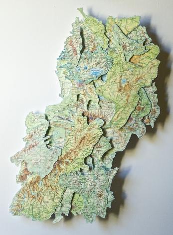 TONY DAGRADI Islands, 2018