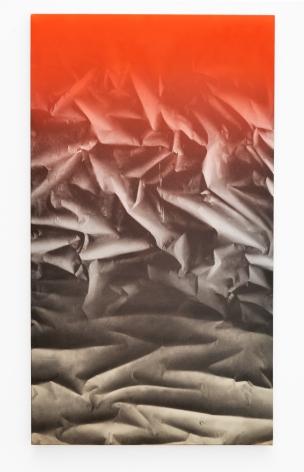 BONNIE MAYGARDEN Flatten Layers, 2014