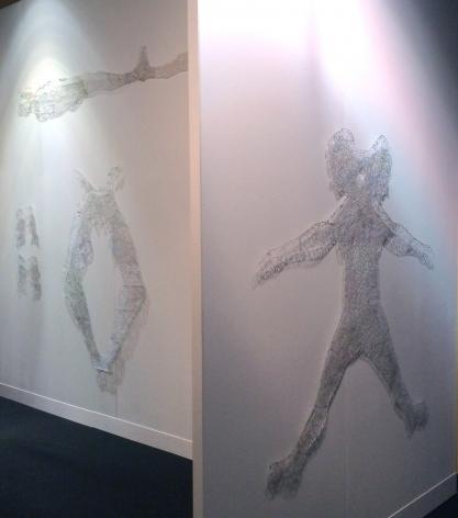 VOLTA NY 2015 III JONATHAN FERRARA GALLERY booth c18, [Installation View]