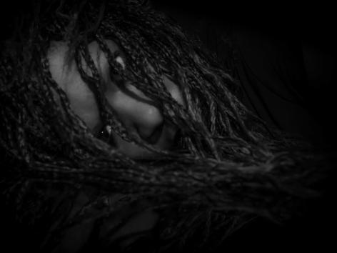SONYA FORT  Entangled, 2020  Digital Print on Hahnemuhle Photo Silk Baryta  9h x 12w in