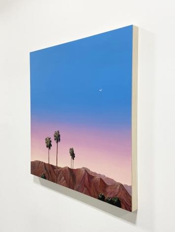 KRISTIN MOORE, Palm Springs (Sunset), 2021